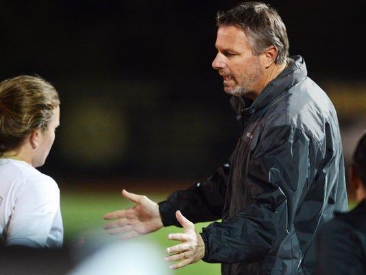 High School Soccer: Robinson at Merritt Island