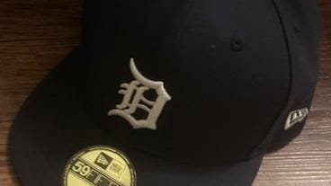"""A man who goes by the nickname """"Detroit"""" and wears a basecall cap like this one is a person-of-interest in a murder Saturday in Daytona Beach."""