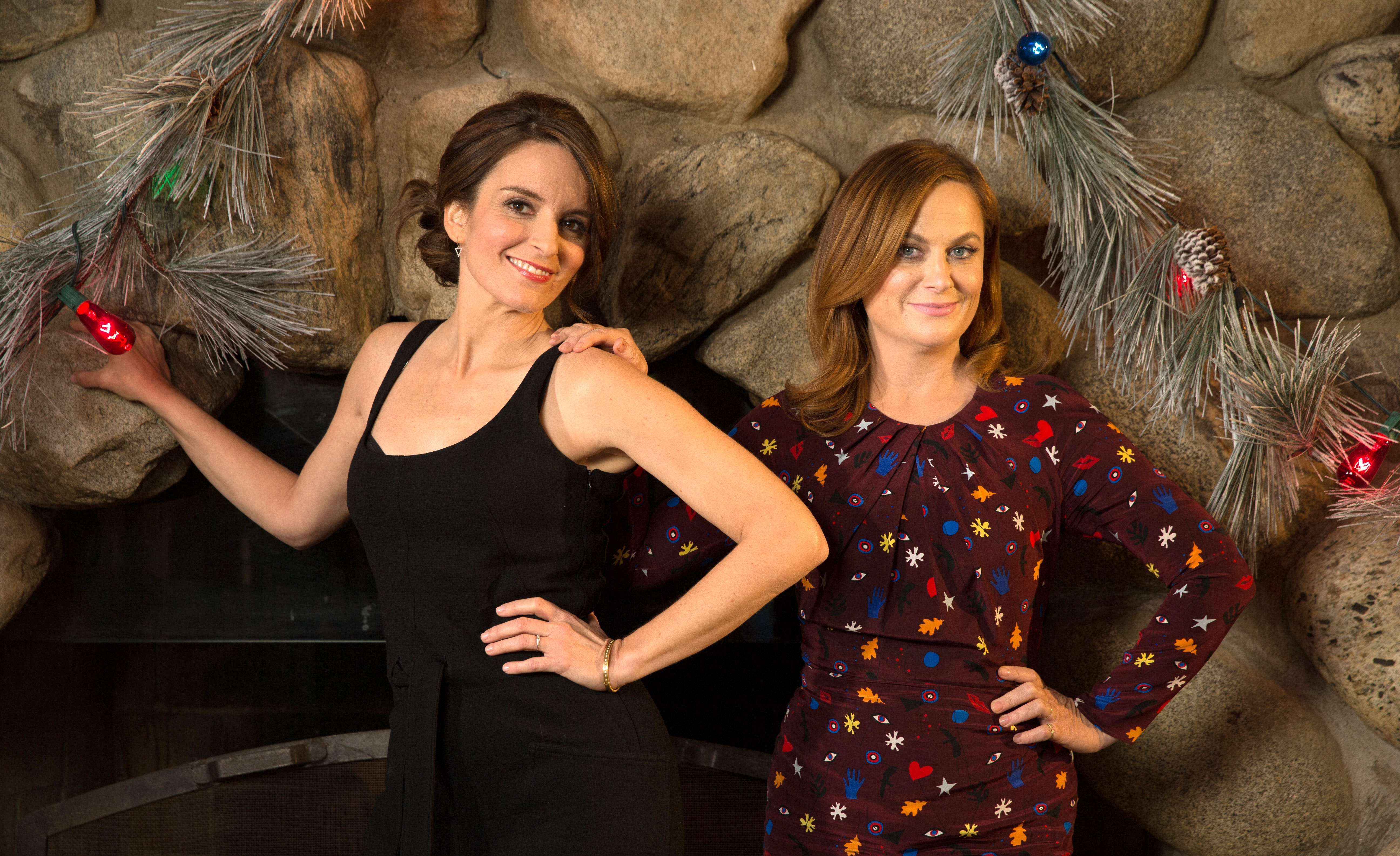 Watch Tina Fey and Amy Poehler Asked to Host Golden Globes Again video
