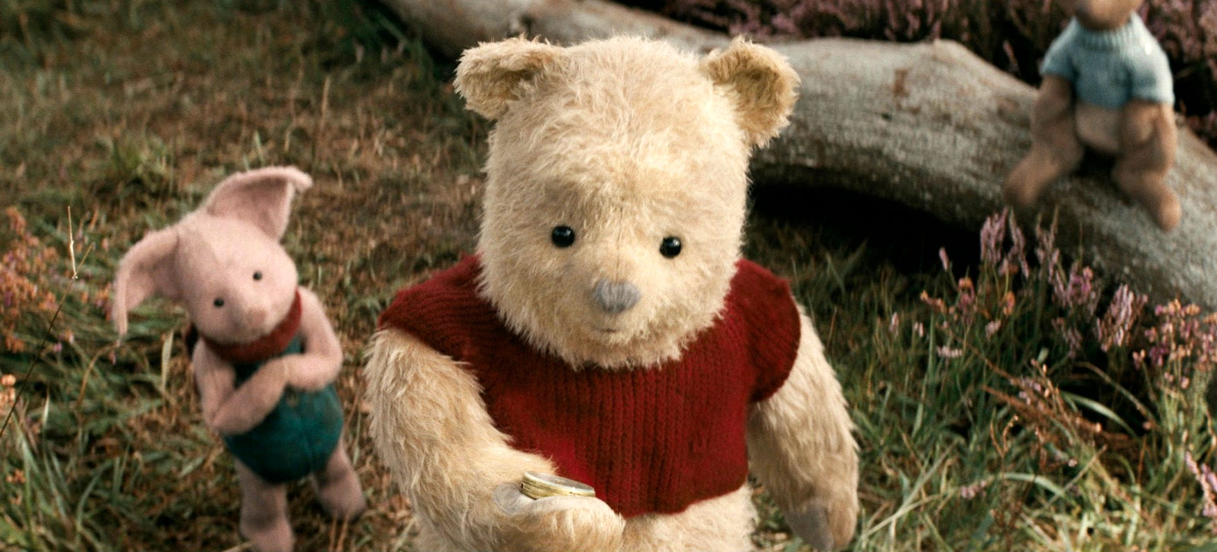 winnie the pooh is the living in the moment hero we need right now rh usatoday com Christopher Robin 2018 Poster Christopher Robin 2018 Adult Christopher Robin