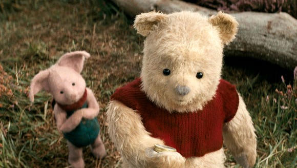 Silly old bear! Winnie the Pooh takes it as a compliment