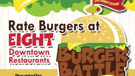 Downtown Burger Battle