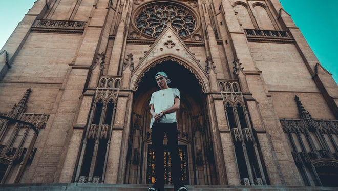 Portland-born, Oakland-residing rapper TOPE will perform a 21-and-older show 9 p.m. Tuesday, June 21, at Kraftworks Taphouse.