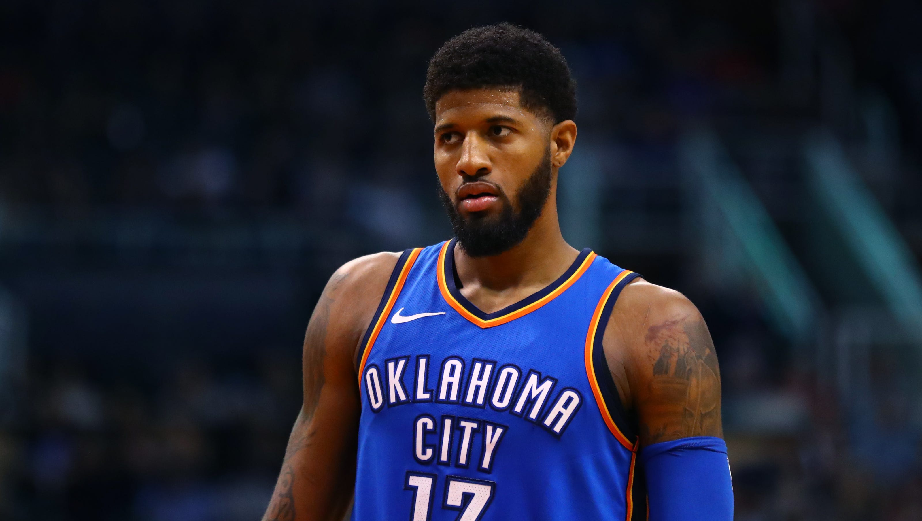 Paul George: Paul George To Opt Out Of Contract With Oklahoma City Thunder
