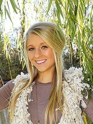 Kennedy Stoll, the daughter of Scott and Robin Stoll