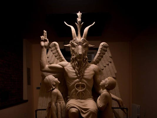 Satanic Temple Submits Coloring Book Fact Sheet To Schools