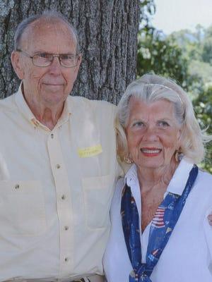 Lou and Barbara Wittmer
