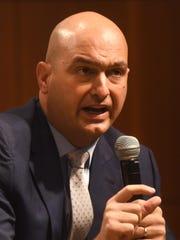 DPS Superintendent Nikolai Vitti