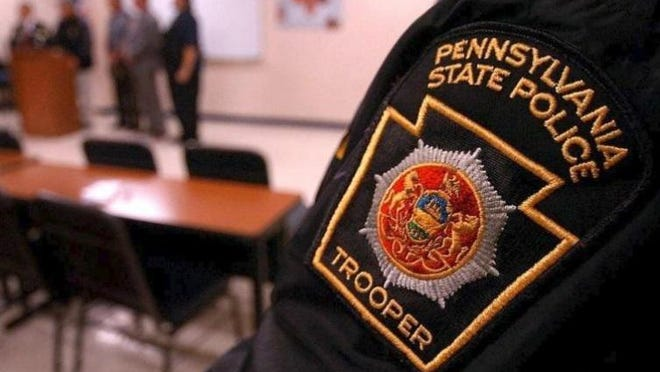 Pennsylvania State Police reported that a Smithfield Township man was shot dead by police following a confrontation at a residence on Mosier's Knob Road on Monday morning.