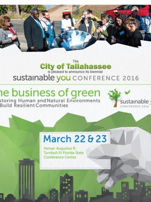 City of Tallahassee is extending the early registration deadline to Friday for the Sustainable YOU Conference slated for March 22 to March 23.