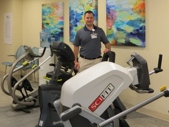 Christopher Hynson has been hired as fitness coordinator at Lantern Hill, a new Erickson Living retirement community in New Providence.