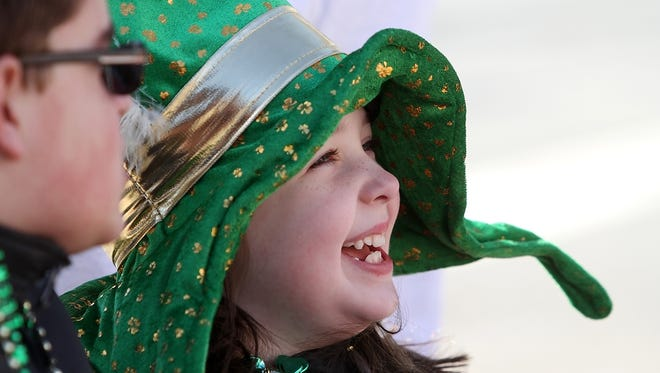 South Amboy St. Patrick's Parade in 2015.