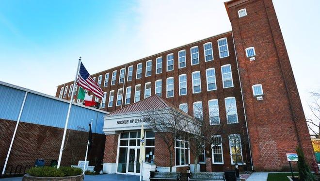 Haledon introduced a $10 million municipal budget.
