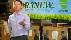 Neenah electronics recycler joins Green Tier program