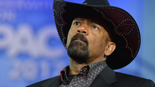 Milwaukee County Sheriff David A. Clarke Jr. said he will be appointed assistant secretary of partnership and engagement in the U.S. Department of Homeland Security.