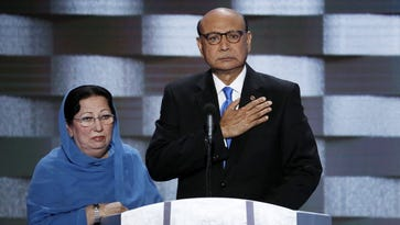 Trump's Tennessee backers don't condemn his comments on Khans