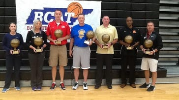 4 area coaches honored by BCAT