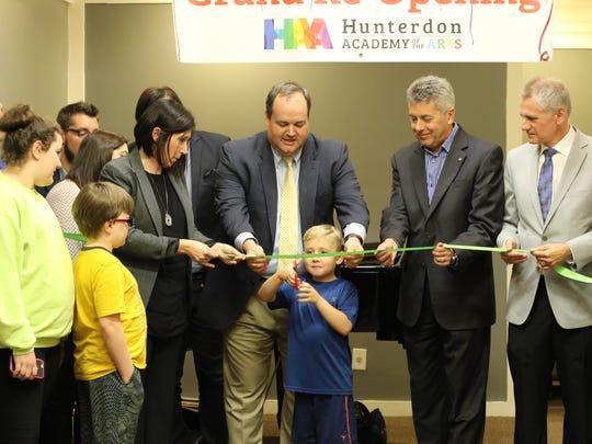 Flemington-based Hunterdon Academy of the Arts (HAA)
