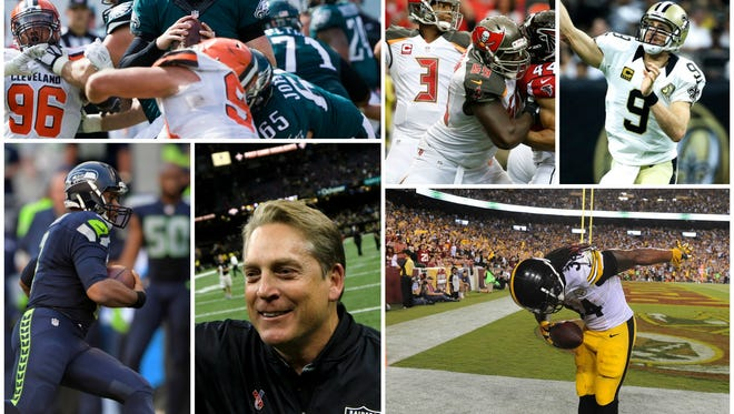 Check out @azbobbymac's Week 2 NFL power rankings.