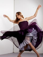 Caitlin Negron is a dancer with Dance Kaleidoscope and executive director of Indy Convergence.