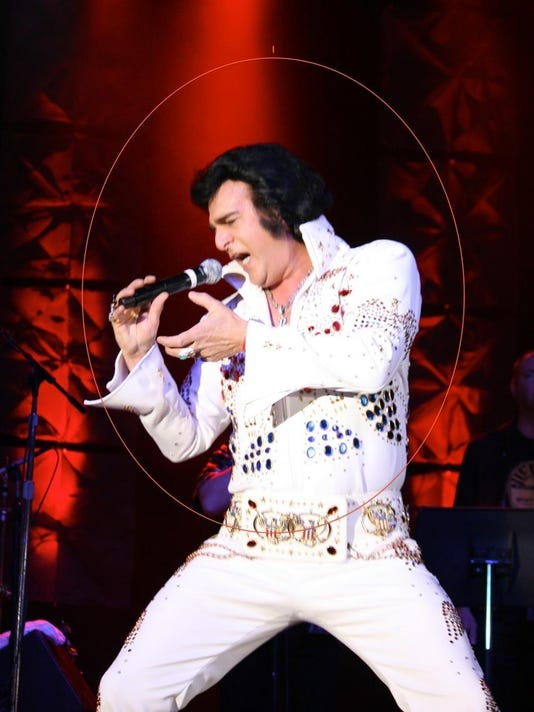 Elvis' Lost Brother - concert photo