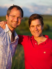 The Beekman Boys will discuss their Cooking Channel show and sign books at Historic Huguenot Street in New Paltz.