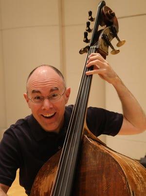 Scott Faulkner is principal bassist of the Reno Philharmonic and Reno Chamber Orchestra.