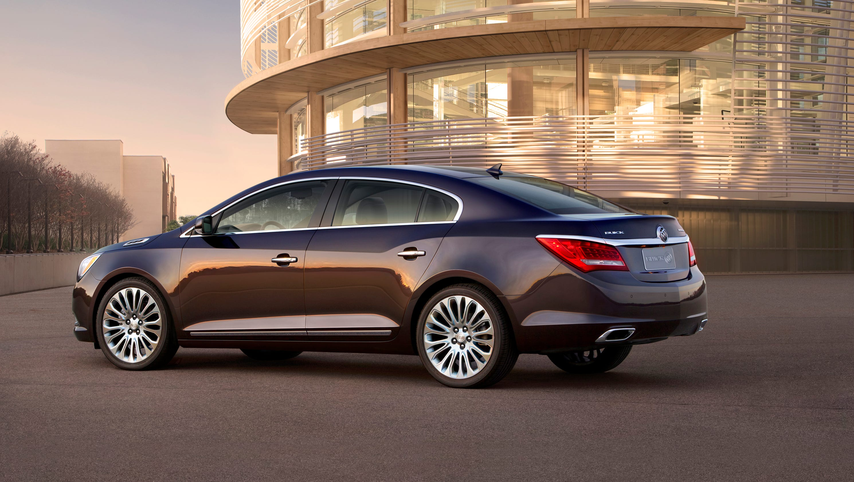 the business insider review lacrosse buick