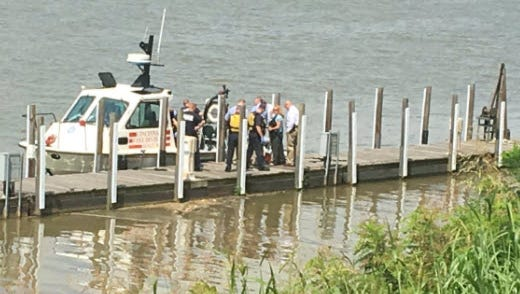 Rescue crews recovered a body from the Ohio River around 12:30 p.m. Wednesday