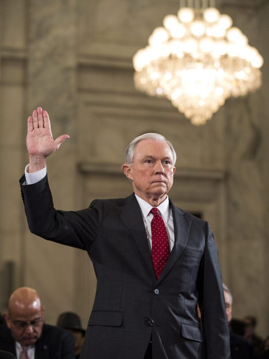Sessions Attorney General Confirmation Hearing