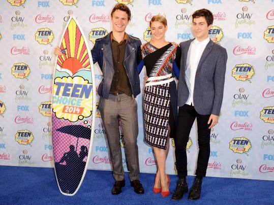 Teen Choice Awards 2014 - Press Room (2)