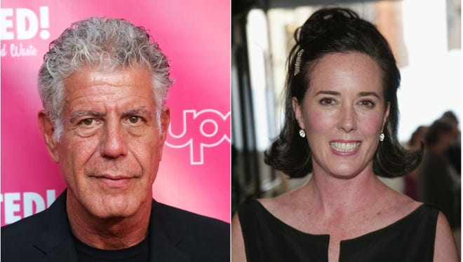 The recent suicides of Anthony Bourdain and Kate Spade remind us that no matter how powerful the weapon, sometimes the battle is within.