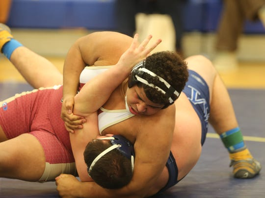 Riverdale's Nick Boykin went 45-0 last season, capturing his second consecutive state title.
