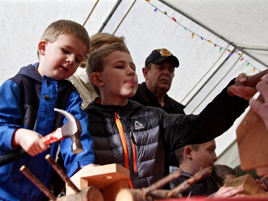 39th Annual Silver Falls State Park Christmas Festival