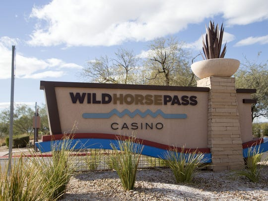 The Wild Horse Pass Hotel and Casino on the Gila River Indian Community could benefit from possible improvements to Interstate 10 on the tribal community land.