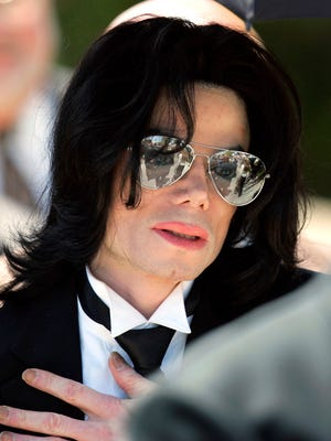 "Michael Jackson, pictured in 2005, was the subject of a special that aired on ABC ""The Last Days."""