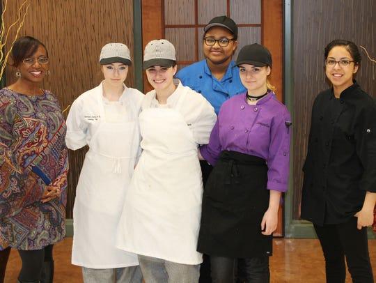 BAM Desserts Co-Owner Mellissa Jenkins, SCVTHS Culinary