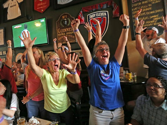 Women's World Cup final watch party