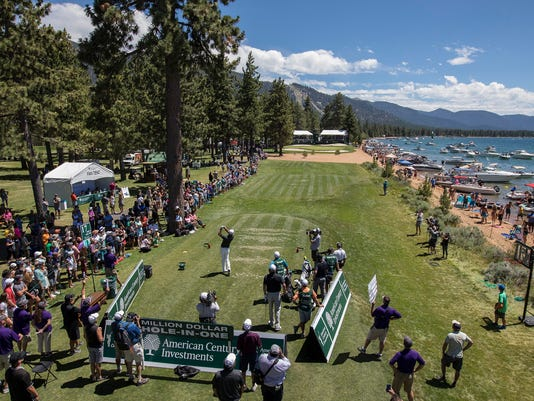Tahoe celebrity golf tournament scoring