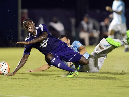 Pro Soccer: Wilmington Hammerheads at Orlando City B