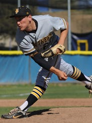 After starring for Newbury Park High on the mound,