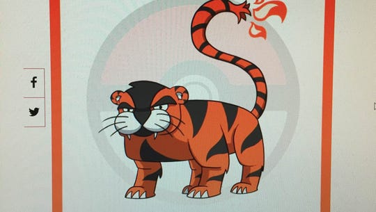 The Penaltiger, as made by UPROXX.