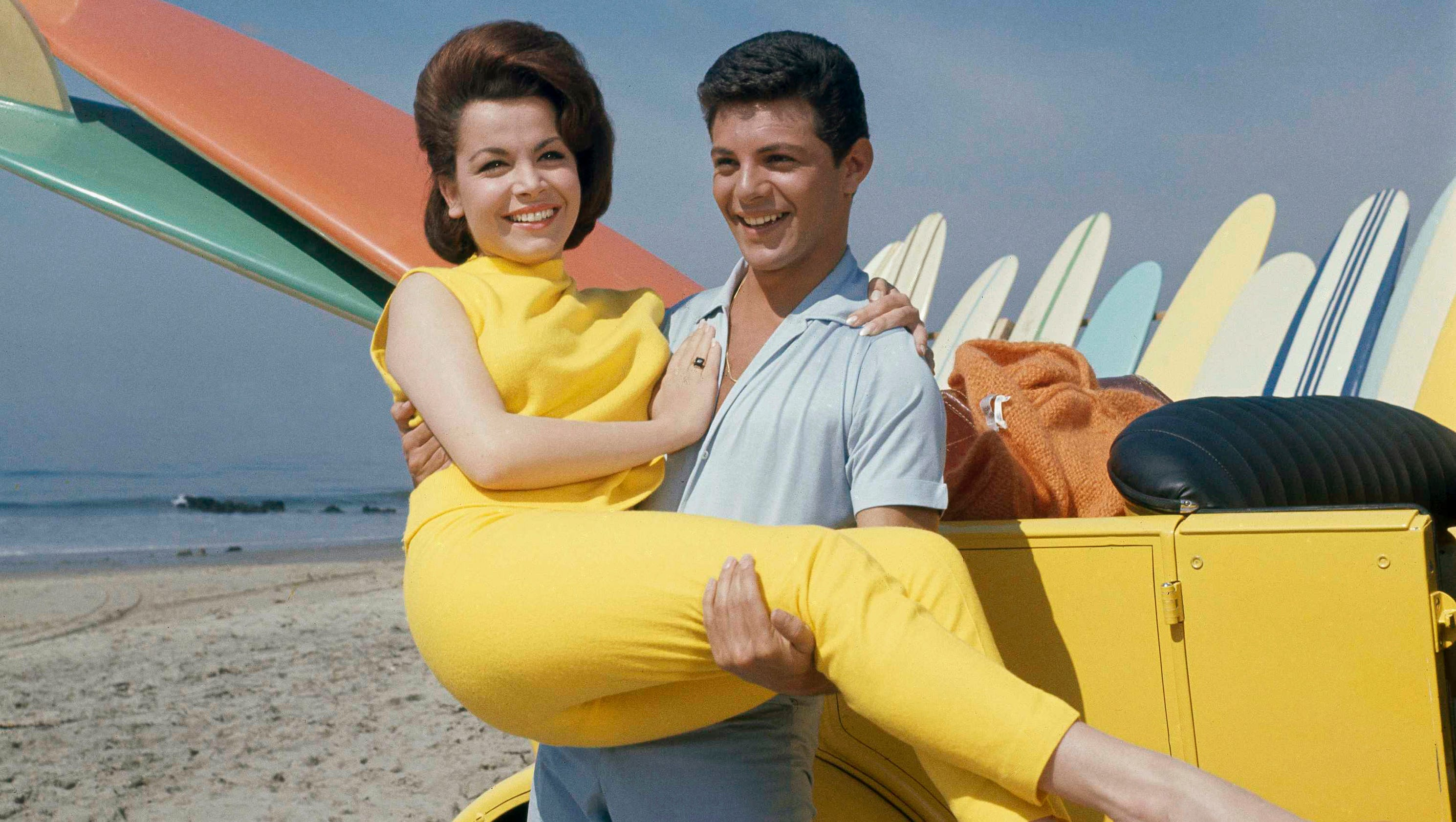 Frankie Avalon Pics within a look back: frankie avalon