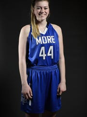 St. Thomas More forward Aislinn Duffy poses for a portrait