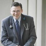 John Goodnow, CEO of Benefis Health System, is serving as the interim president and executive board member for the planned new Montana medical school in a part-time capacity.