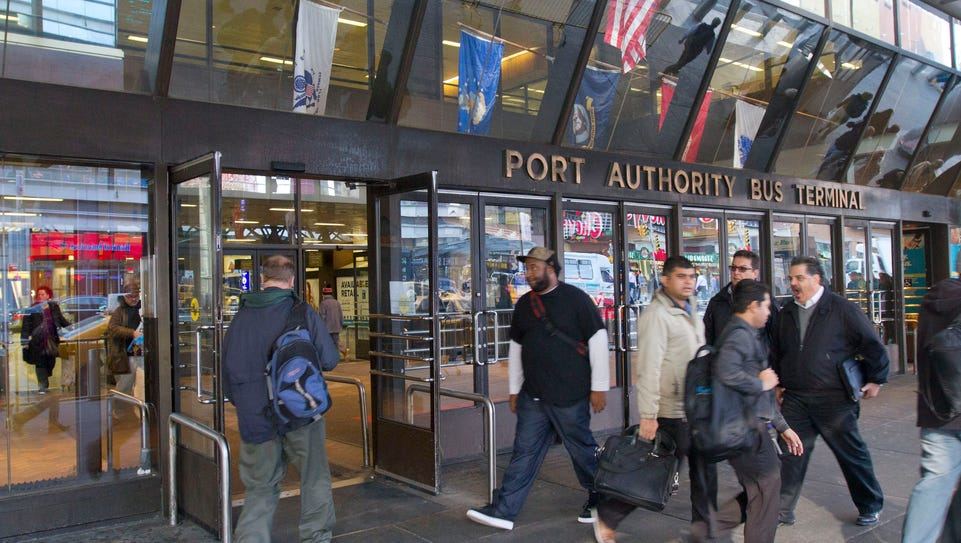 In October, the Port Authority announced plans to build