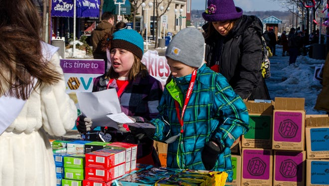 Are you prepared for the cookie hunt? Girl Scout cookie sales are coming to San Angelo.