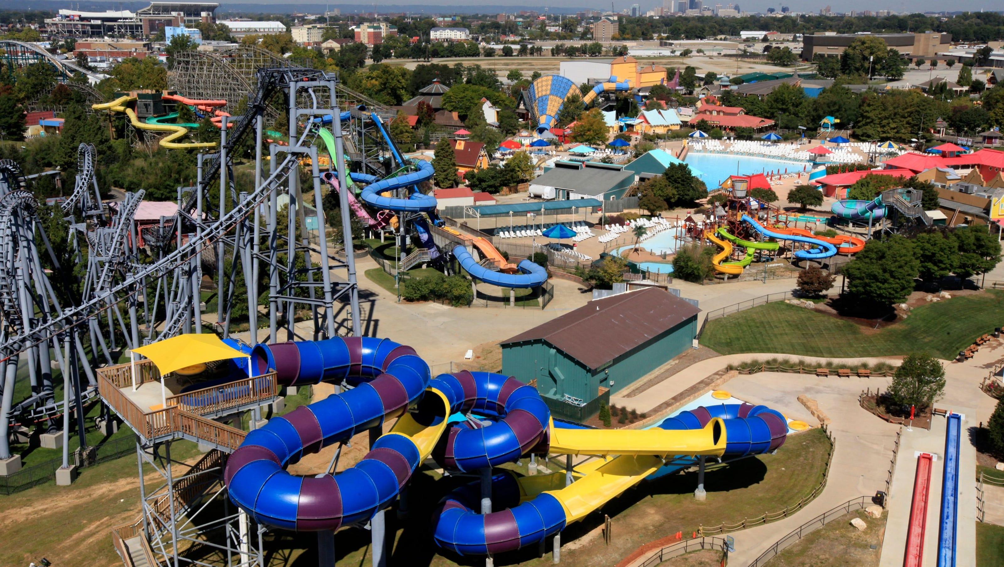 Kentucky Kingdom Roller Coaster Reopens After Crash Investigation