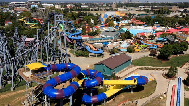 Kentucky Kingdom and water park