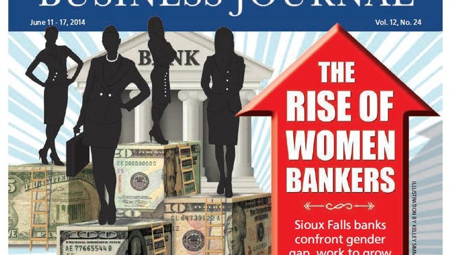 The June 11 cover of the Sioux Falls Business Journal